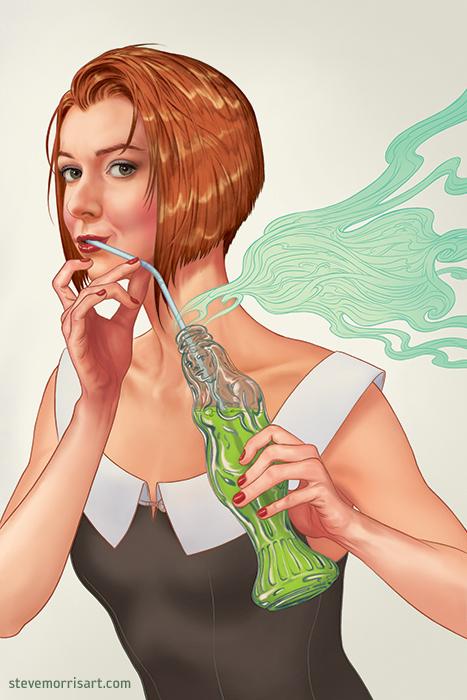 Buffy the Vampire Slayer, Season 11- Issue 5 by StevenJamesMorris