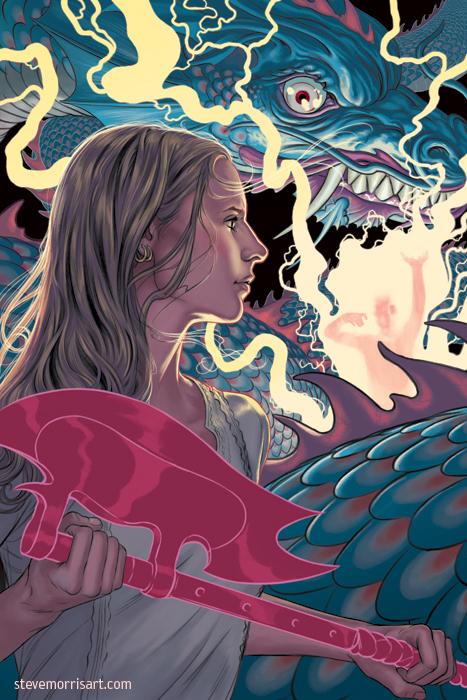 Buffy the Vampire Slayer - season 11 issue 11 by StevenJamesMorris