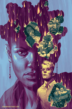 Giles #3 comic cover