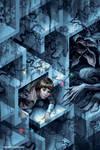 Stranger Things issue #2 variant cover