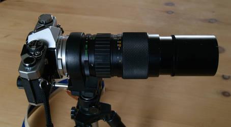 Olympus 85-250mm f5 by Nigel-Kell
