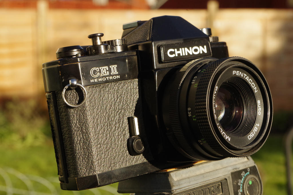 Chinon CEII Memotron by Nigel-Kell