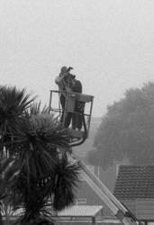 Camera aloft by Nigel-Kell
