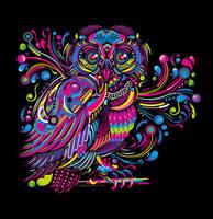 Owl by FlyDesignStudio