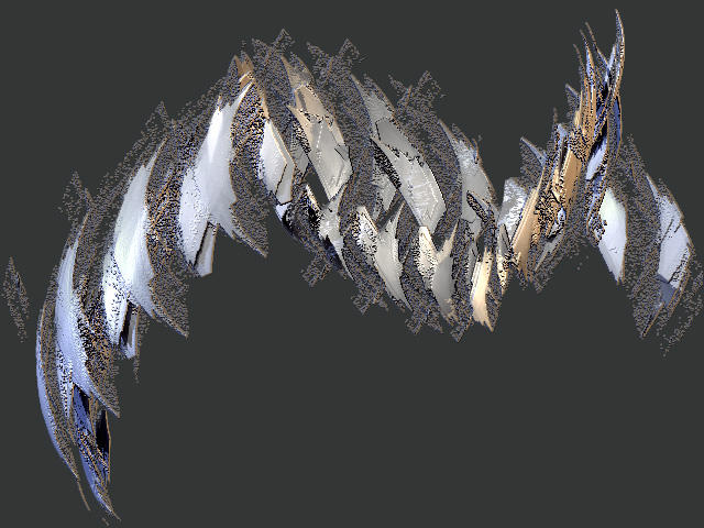 Chaos II by Xinoir