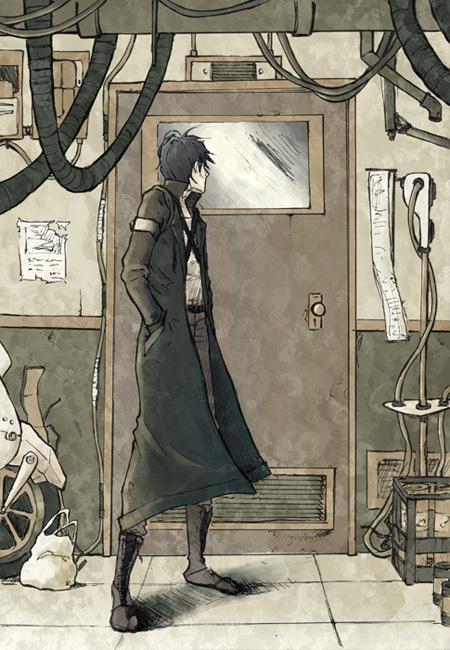 Ste&unk Door by Koremyth ... & Steampunk Door by Koremyth on DeviantArt
