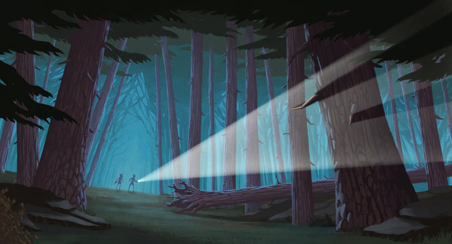 WSH: The Forest by Koremyth