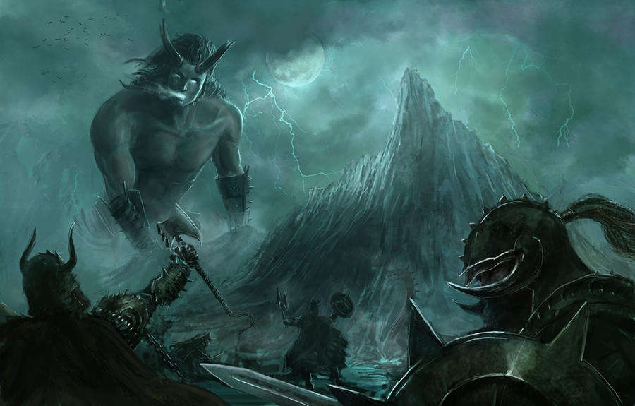 Ymir - The Frost Giant