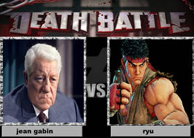 Death Battle-jean Gabin Vs Ryu