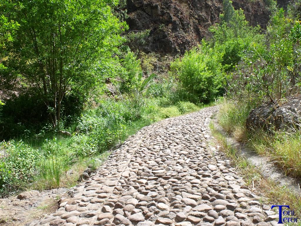 Camino empedrado by toniteror on deviantart - Camino de piedras para jardin ...