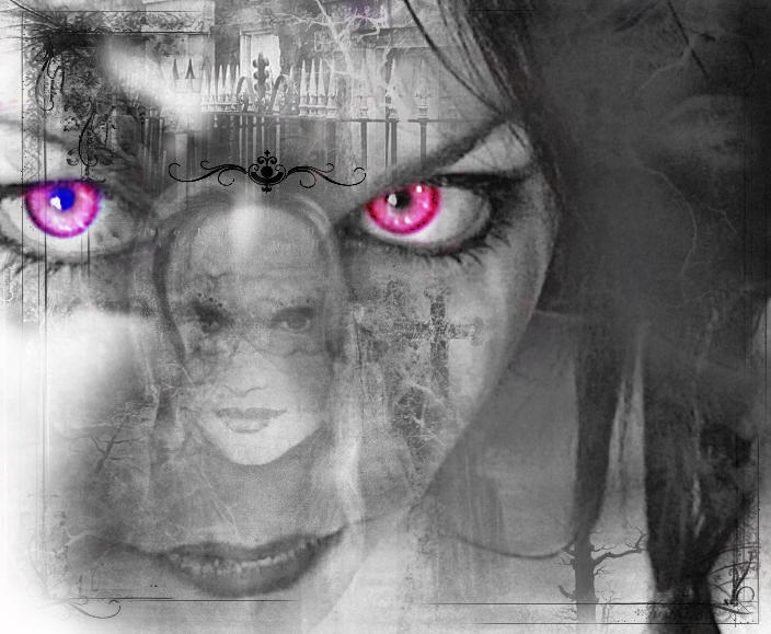 Haunt My Nights by Psykowldcrd