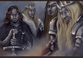 Kings in the North by nopsku