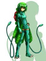 Ivysaur by Petey-chan