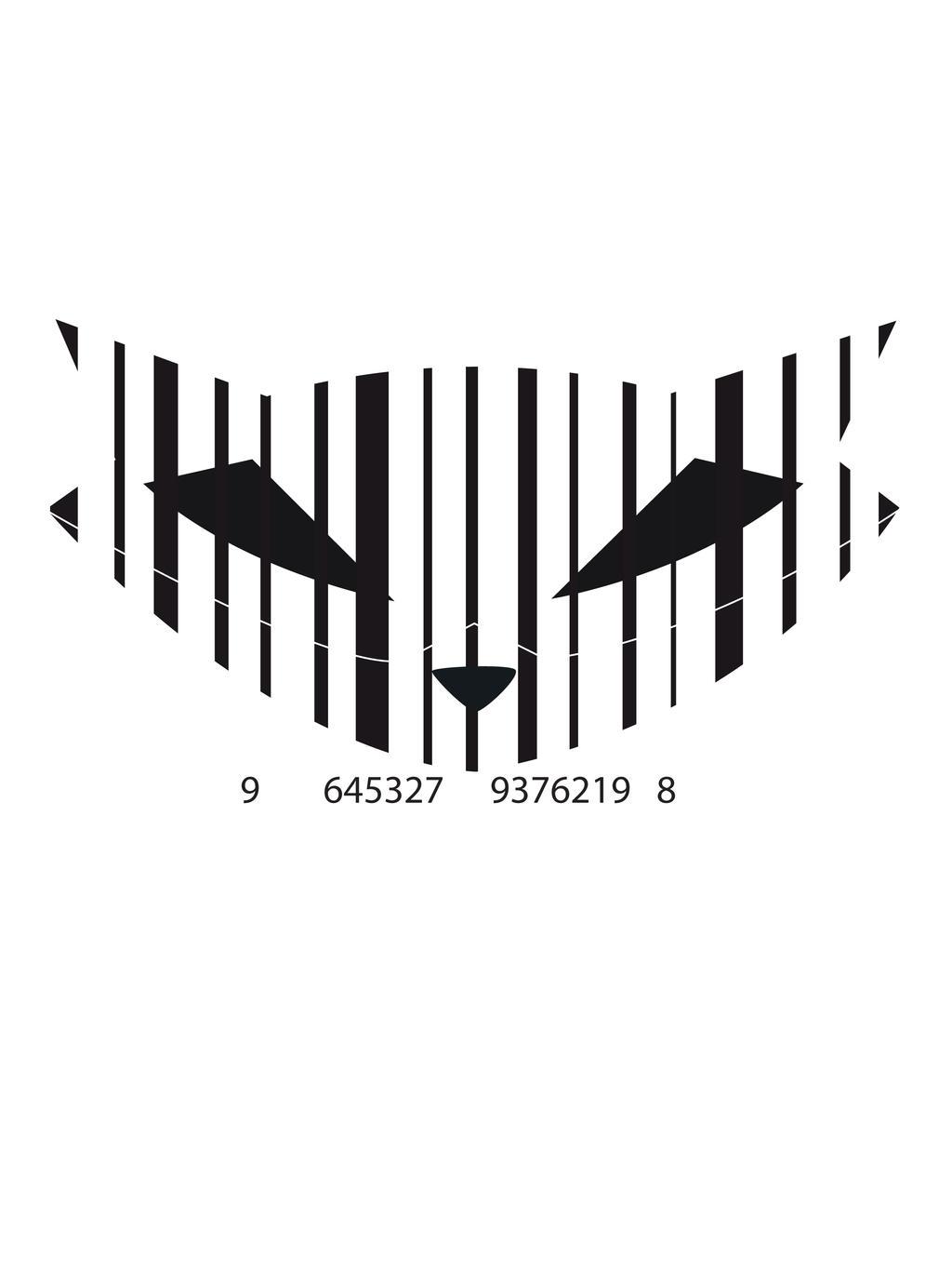 Sly Cooper Vanity Barcode by PurpleNaruga