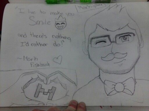 Markiplier tribute by WolyyPuppy