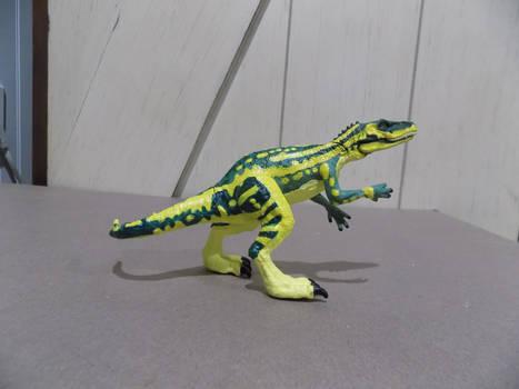 Jurassic World/Luis Rey Herrerasaurus 2