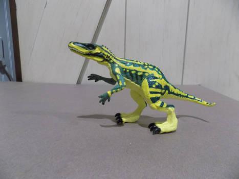 Jurassic World/Luis Rey Herrerasaurus 3