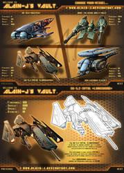 Choose your vessel... by ALA1N-J