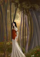 Snow White by snoprincess