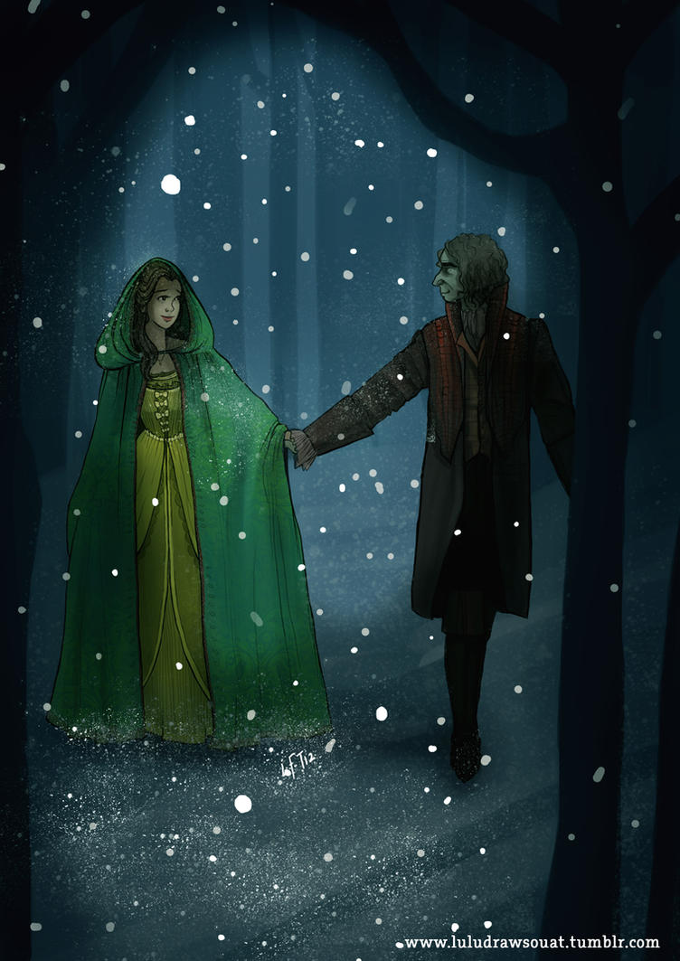 Le Rumbelle - Page 4 The_first_snow_by_snoprincess-d5mly6y