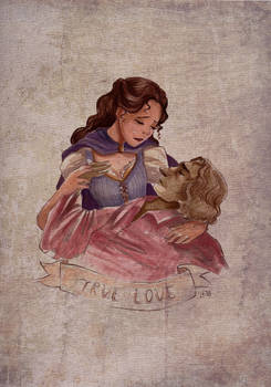 Rumbelle- At least I got to see you one last time