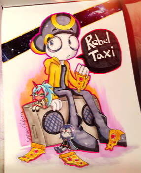 Rebel Taxi