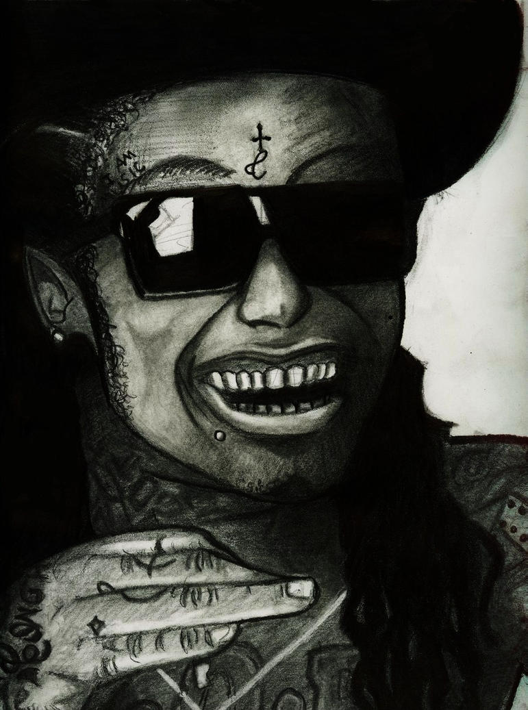 Lil Wayne by CrissJay0017 on deviantART