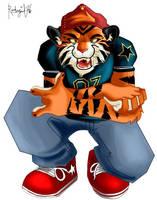 Tiger Jock by randerzoid
