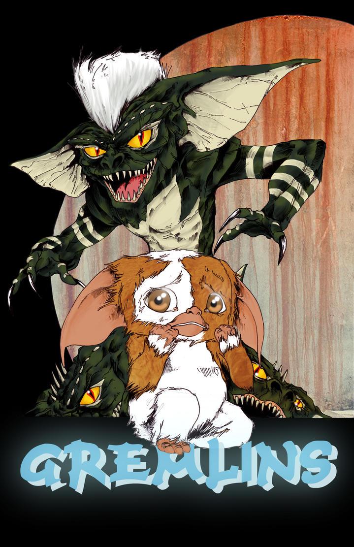 Gremlins- Battle Artist by ParisAlleyne