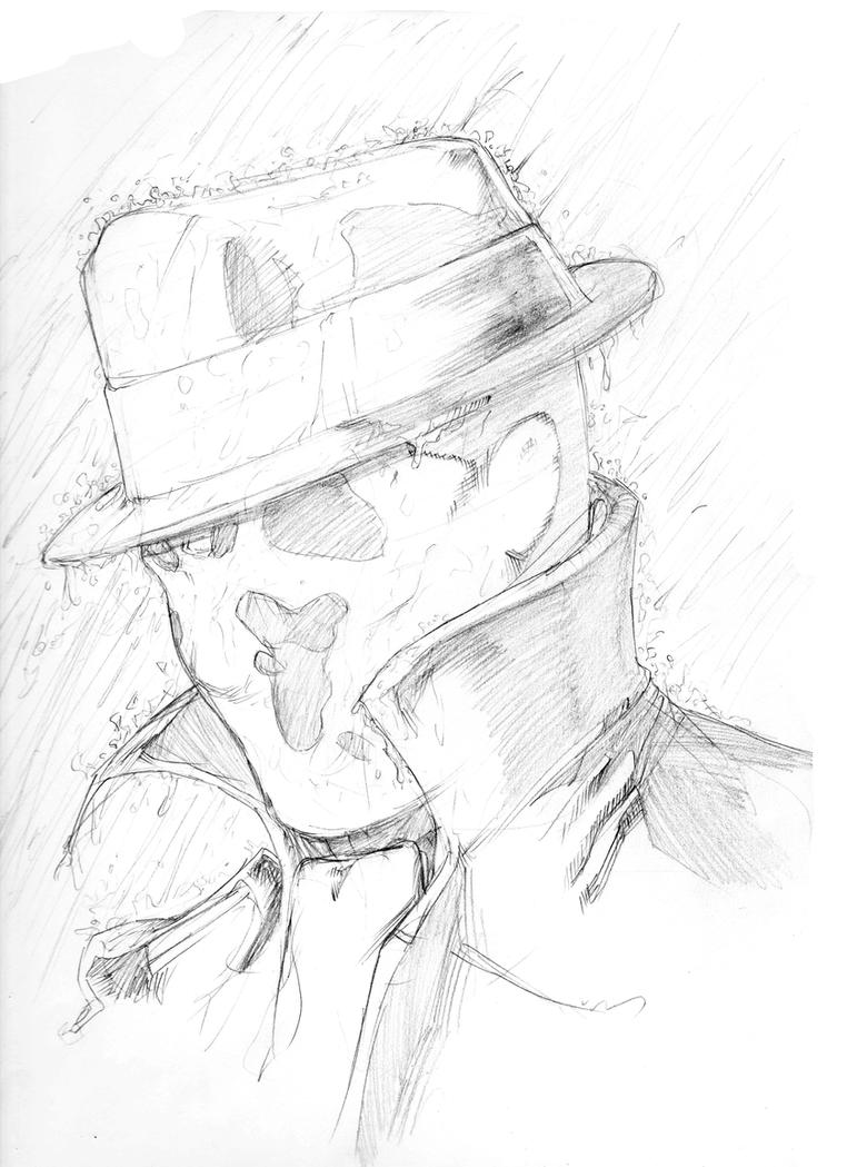Weeklies- Rorschach by ParisAlleyne