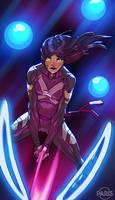 FaH- Psylocke