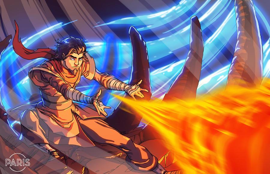 FaH- Avatar Wan by ParisAlleyne