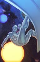 FaH- Silver Surfer by ParisAlleyne