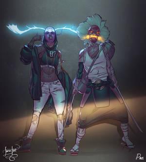 Blitzen x Mel