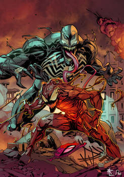 Venom x Carnage Collab