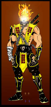 Scorpion MKDA