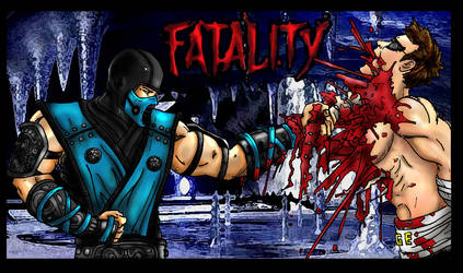 Sub-Zero Fatality2