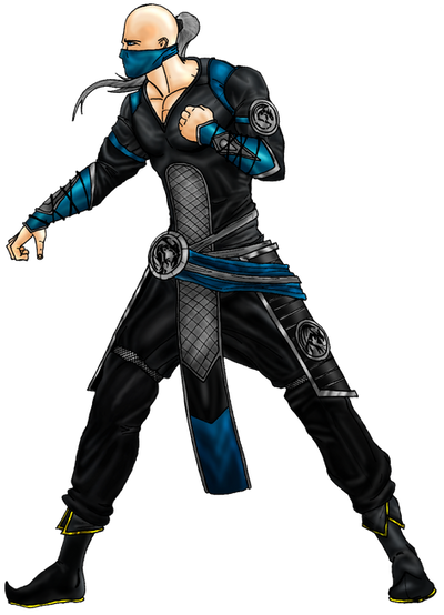 Sub-Zero Kuai Liang Deception2 by MobD on DeviantArt