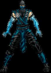 Sub-Zero Deadly Alliance 2