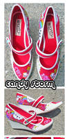 Candy Storm Shoes