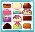 Sweeties Choco-cho-cho