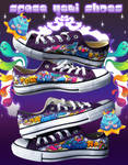 Space Yeti Shoes