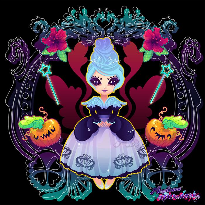 Cinderella I AAD v2 by marywinkler