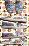 Donut Slip-Ons