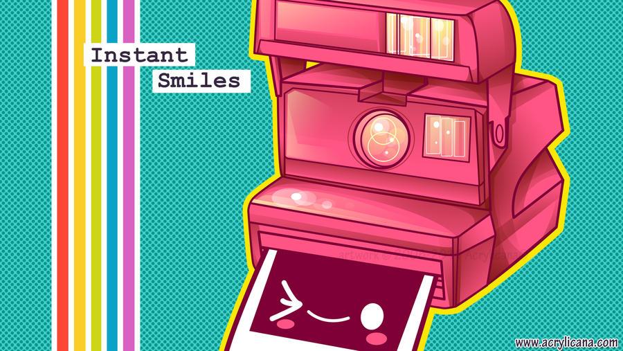 Wallpaper: Instant Smiles