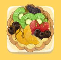 Fruit Tart 001