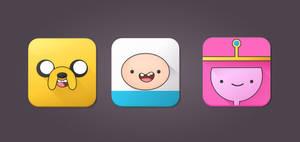 Tutorial: Adventure Time Icons in Illustrator
