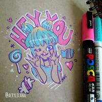 82115 - Hey You