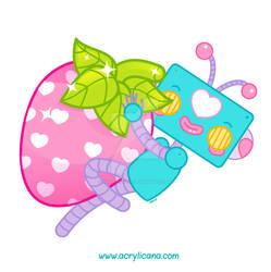 Strawberry Hug