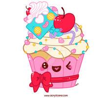 Cutie Cupcake